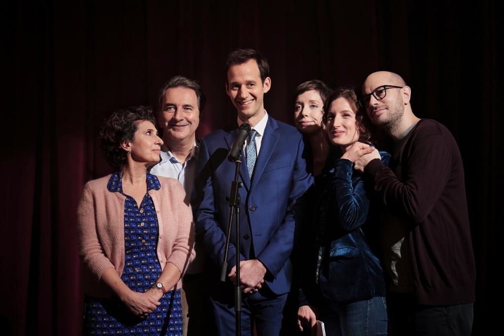 The Speech - © Christophe Brachet/LES FILMS SUR MESURE