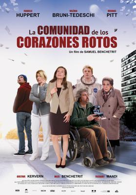 La Comunidad de los corazones rotos - Poster - Spain