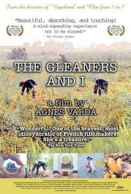 Les Glaneurs et la glaneuse - Poster - USA