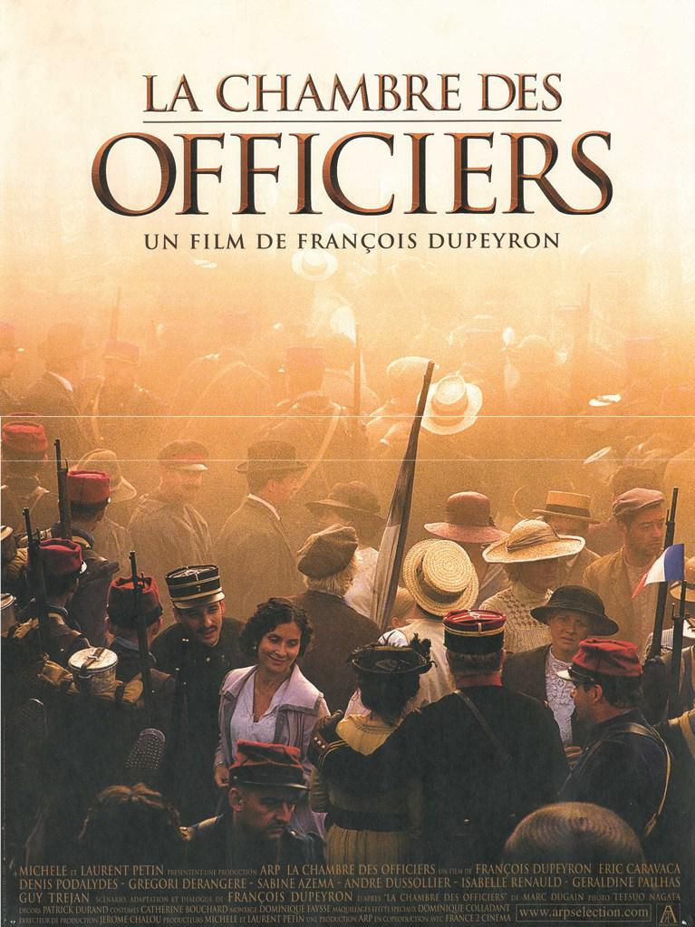 El Pabellon de los oficiales