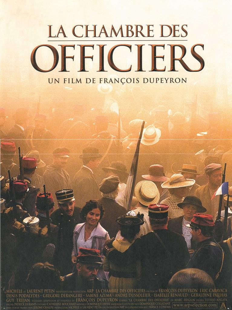 Guy tr jan unifrance films - Analyse la chambre des officiers marc dugain ...