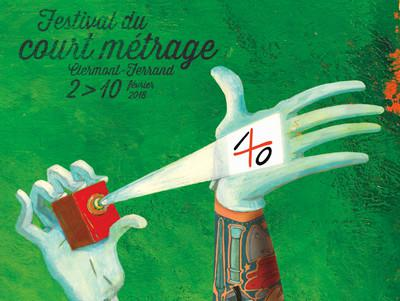UniFrance at the 40th Clermont-Ferrand International Film Festival