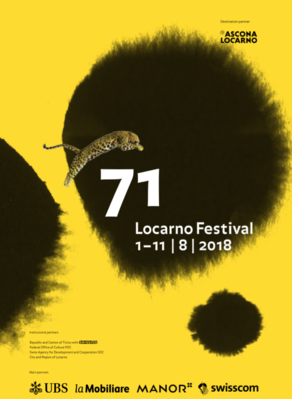 Festival international du film de Locarno - 2018