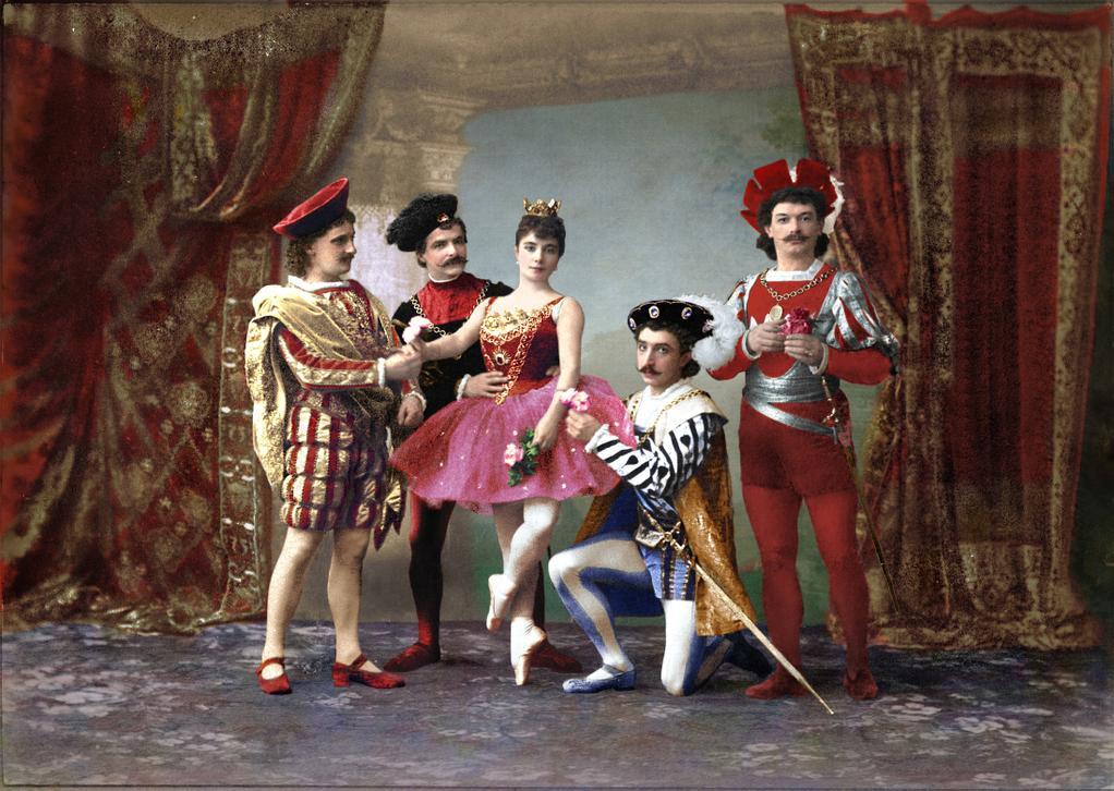 Marius Petipa, le maître français du ballet russe - © Les Poissons Volants
