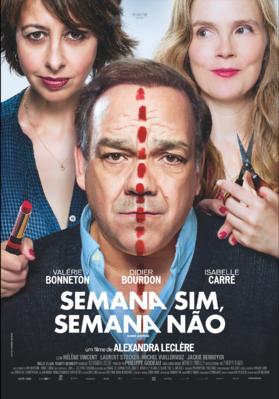 Garde alternée - Poster - Portugal