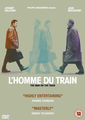 El Hombre del tren - Poster UK2
