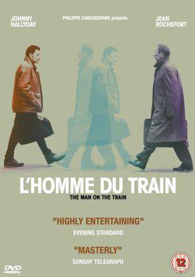 L'Homme du train - Poster UK2