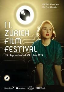Festival Internacional de cine de Zurich  - 2015