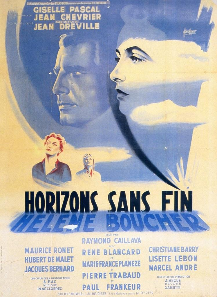 Horizons sans fin (Hélène Boucher)