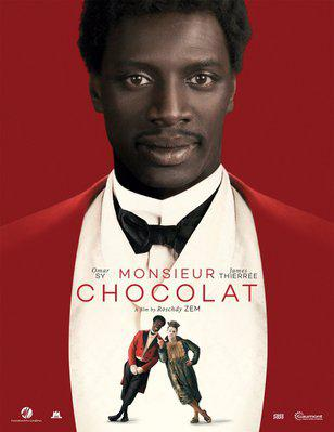 Monsieur Chocolat - Poster International - © Julian Torres
