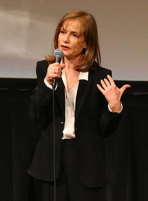 Rendez-Vous With French Cinema à New York - 2016 - Isabelle Huppert