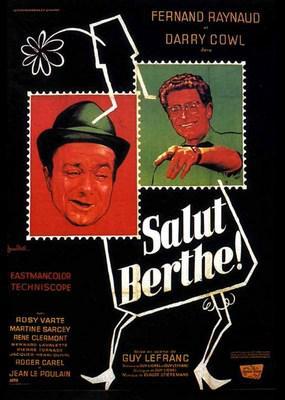 Salut Berthe !