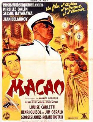 Macao, l'enfer du jeu