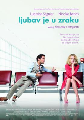 El amor está en el aire - Poster - Croatia