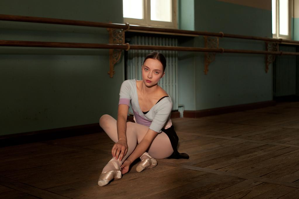 Polina - © Carole Bethuel- Everybody on Deck