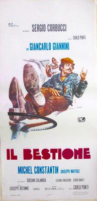 Il Bestione - Poster - Italie