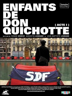 Enfants de Don Quichotte - Acte 1