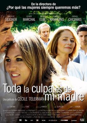 Blame It on Mum - Poster - Spain