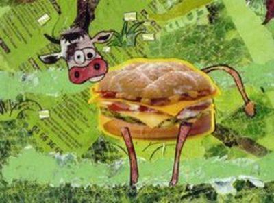 Burger Burp's and the Happy Farmer