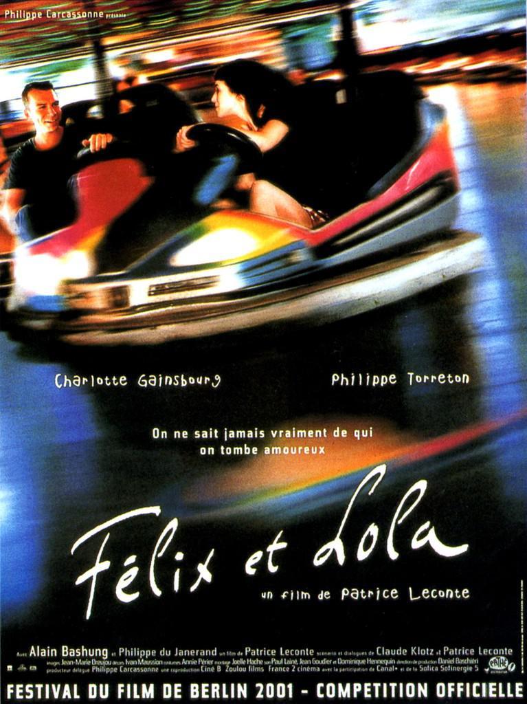 Félix et Lola - Poster - France