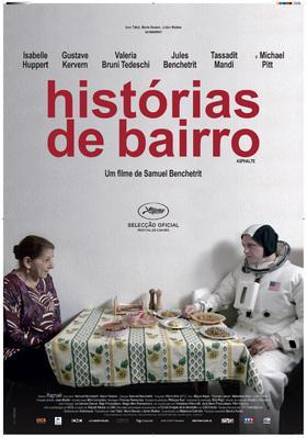 La Comunidad de los corazones rotos - Poster - Portugal