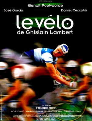 Le Vélo de Ghislain Lambert - Poster - France