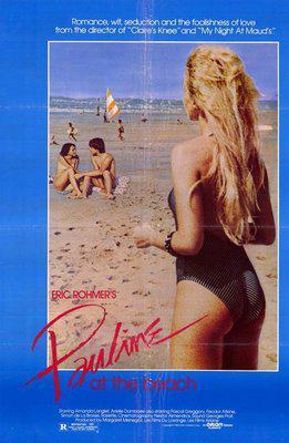 Pauline à la plage - Poster - USA