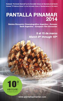 Festival International de Pantalla Pinamar - 2014