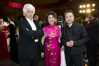 Nutrida presencia del Cine francés con UniFrance Films en el Festival Internacional de Cine de Pekín.