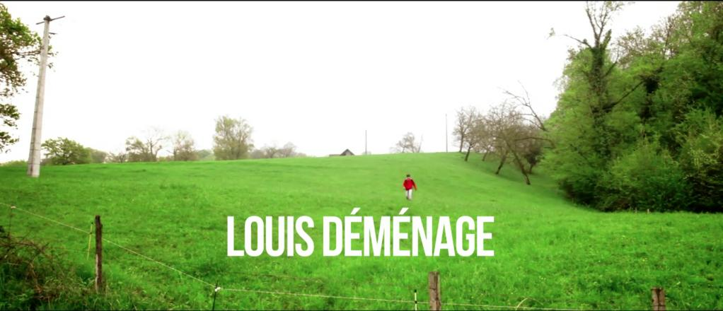 Louis déménage