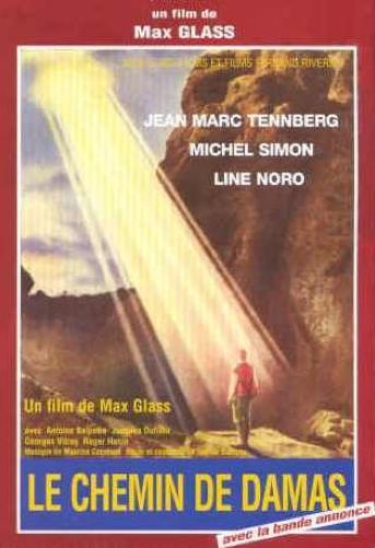 Le Chemin de Damas - Jaquette VHS France