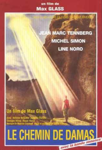 Les Productions Max Glass - Jaquette VHS France