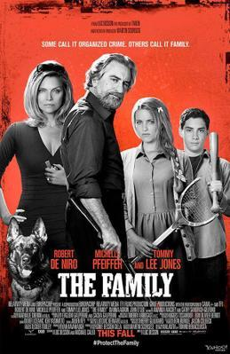 The Family - Poster - USA