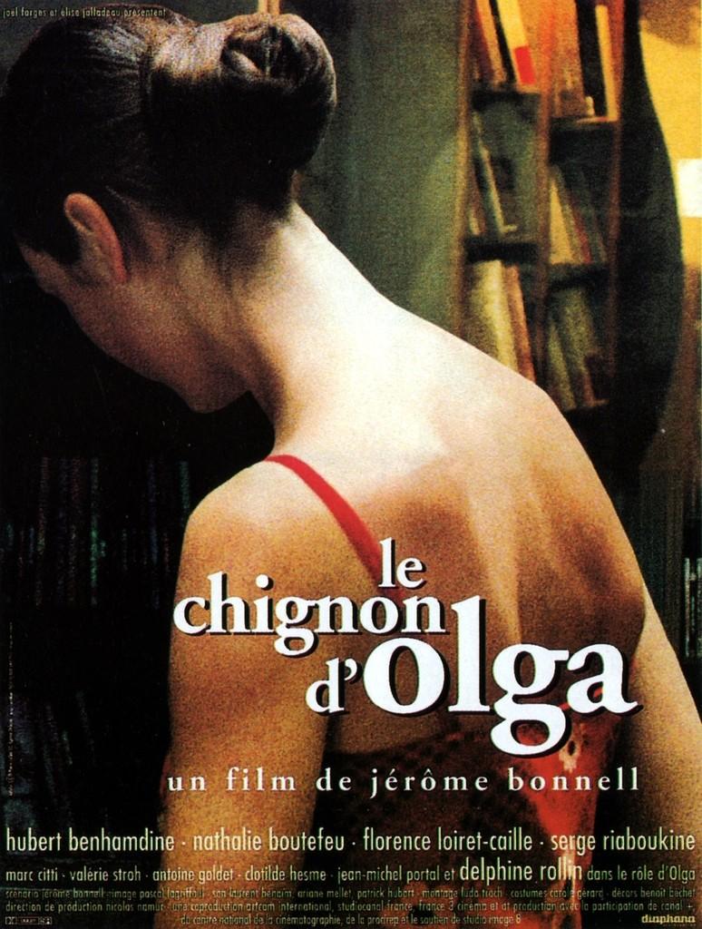 La Sensualidad de Olga