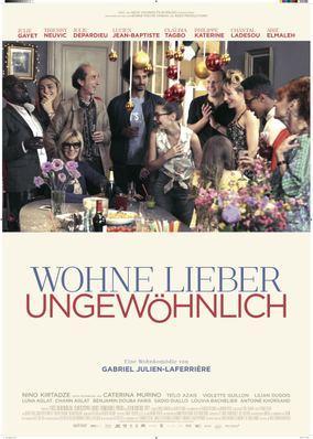 C'est quoi cette famille ?! - Poster - Germany