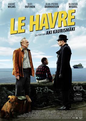 Havre - Poster - Allemagne