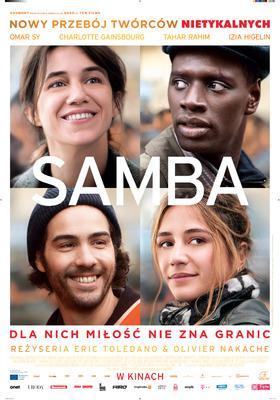 Samba - Poster - Poland