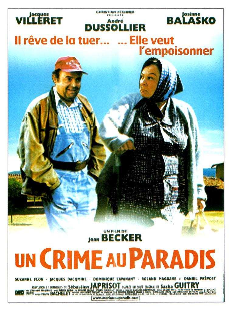 Un crimen en el paraiso