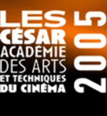 Cesar Awards - French film industry awards - 2005