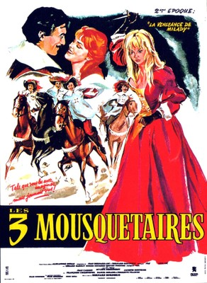 The Three Musketeers - Second Hald : The Revenge of Milady