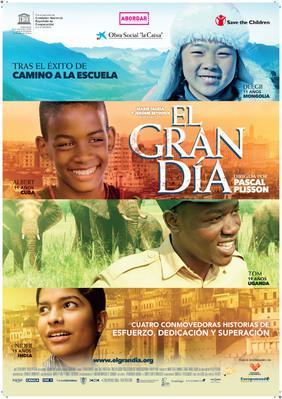 El gran día - Poster - Spain