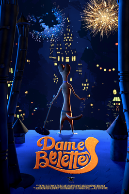 Dame Belette