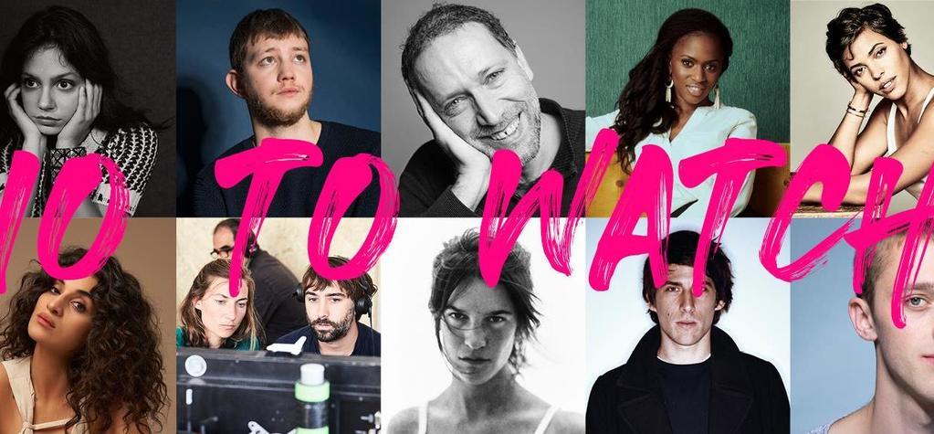 """""""UniFrance Talks"""" : retrouvez en vidéo les deux rencontres 10 To Watch 2020"""