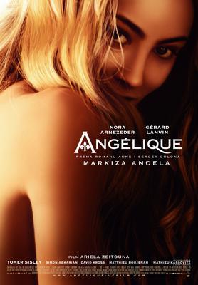Angélique - Poster - Croatia