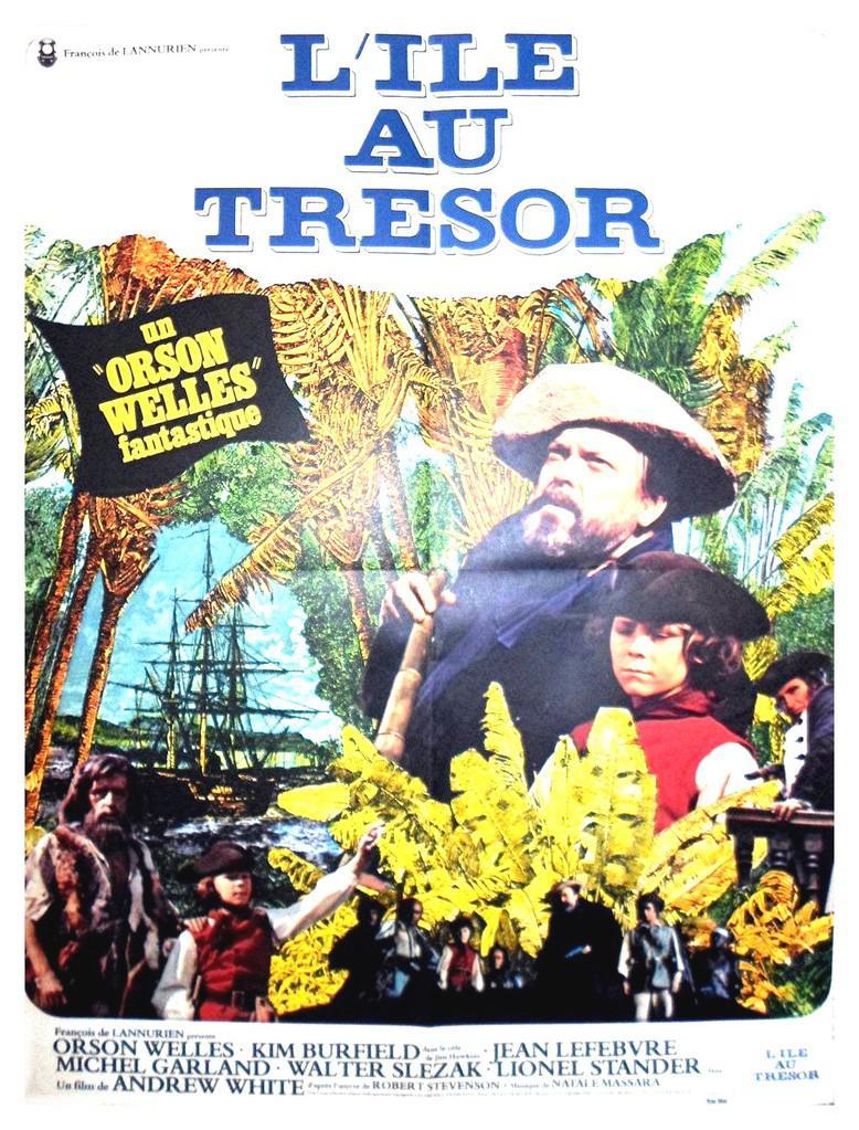 L'Ile au trésor