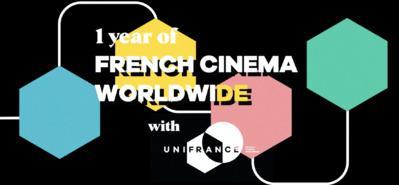 Une année de cinéma français dans le monde avec UniFrance