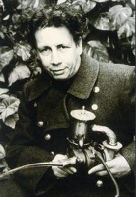 Panamarenko : Portrait en son absence