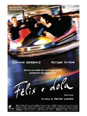 フェリックスとローラ - Poster - Brazil