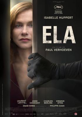 Elle - Poster - Portugal