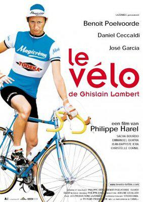Ghislain Lambert's Bicycle - Poster - Belgium